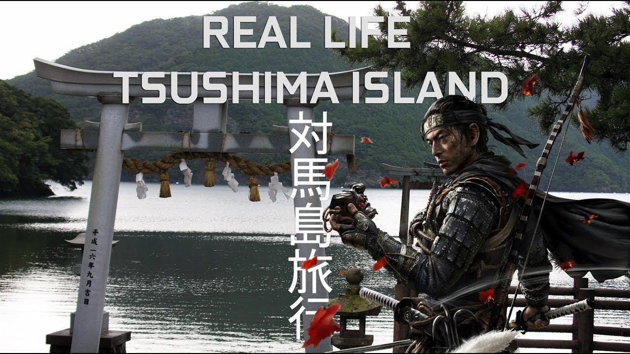 Tsushima の 反応 of Ghost 海外
